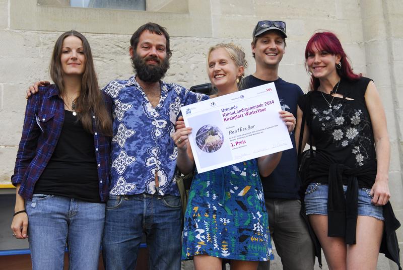 KlimaLandsgemeinde 2014, Gewinner RestEssBar