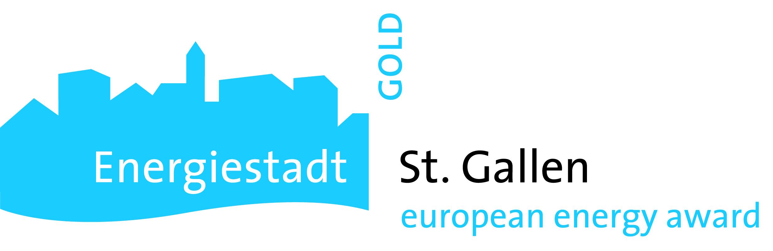 Energiestadt St.Gallen Logo
