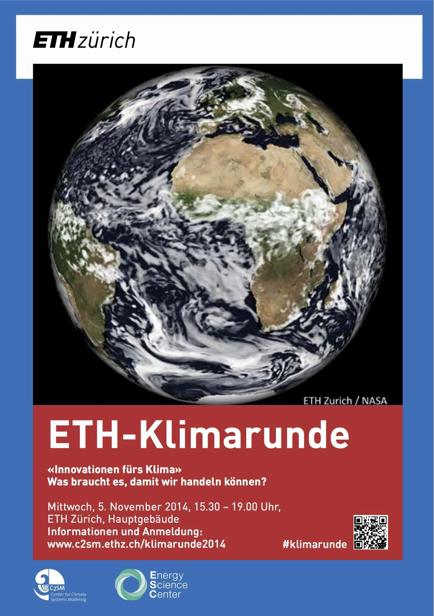 ETH Klimarunde 2014