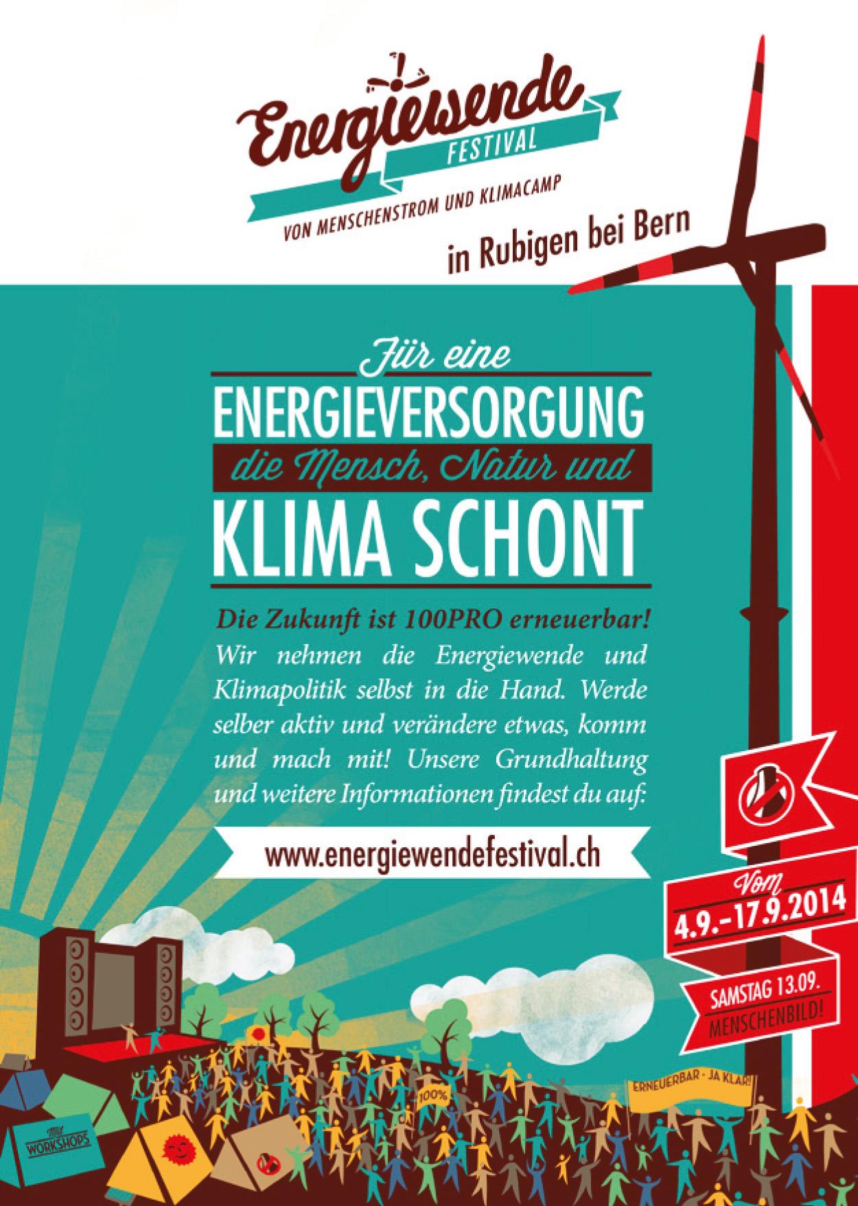Energiewendefestival 2014