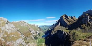 Rundblick Alpstein