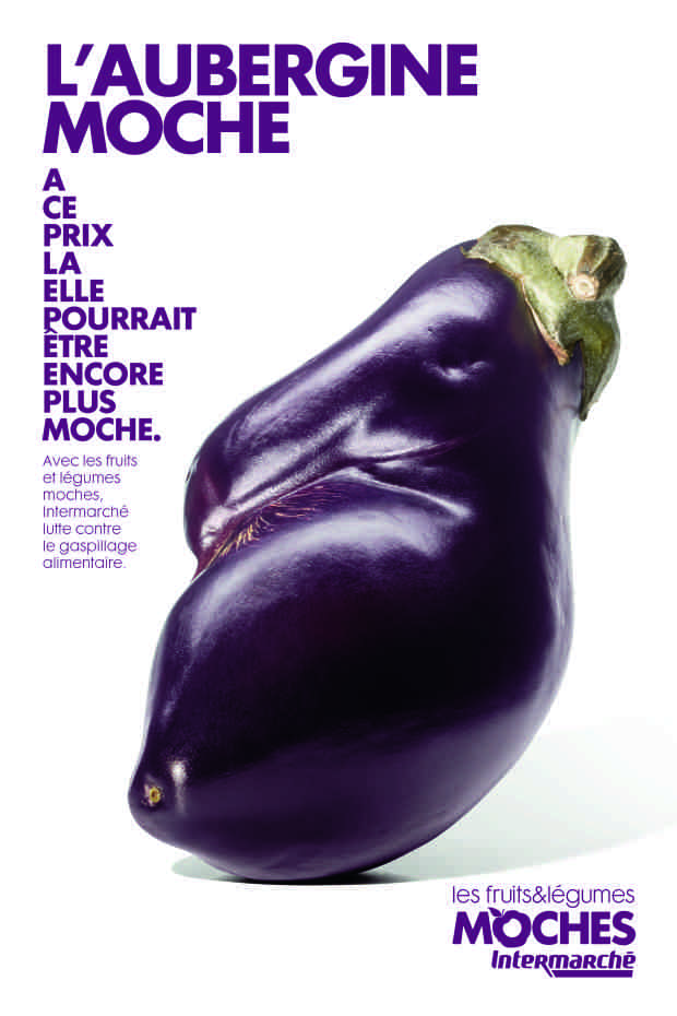 Les legumes moches - die Kampagne